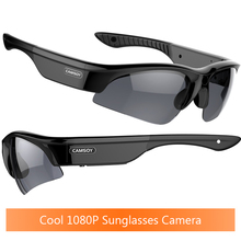 Real 1080P Lightweight UV400 protection sun glasses camera action camera