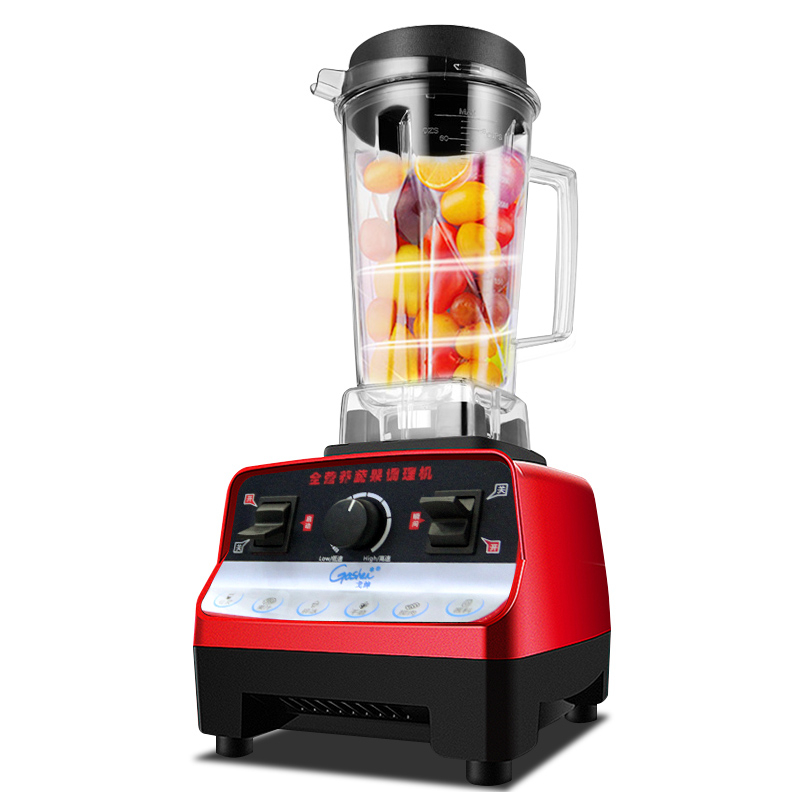 2L Multifunction Electric Juicer Blender 220v Slow Juicer Extractor 100% Original Fruit ...