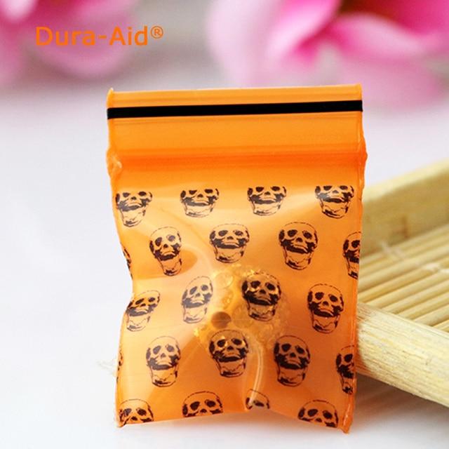Whole Dura Aid Super Quality Small Ziplock Bag Printed Zip Lock Plastic Bags 2 5x3cm
