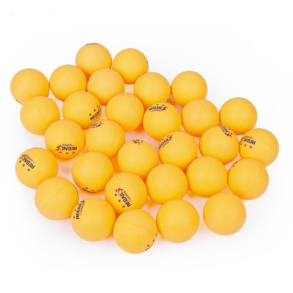 30 шт. Мячи для настольного тенниса 3 звезды практика Мячи для настольного тенниса Жесткие виды спорта Развлечения пинг-понг мяч