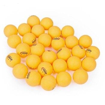 30 шт. мячи для настольного тенниса 3 звезды тренировочные для настольного тенниса Мячи жесткие спортивные развлечения мячик для пинг-понга >> SZ Outdoor Store