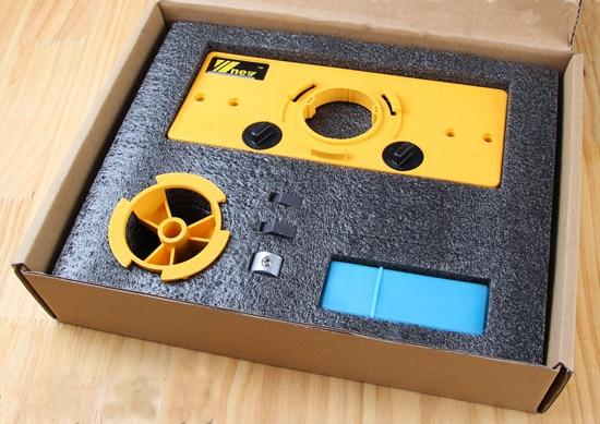Купить с кэшбэком 35mm Hinge Drilling Jig + 35mm Forstner Bit