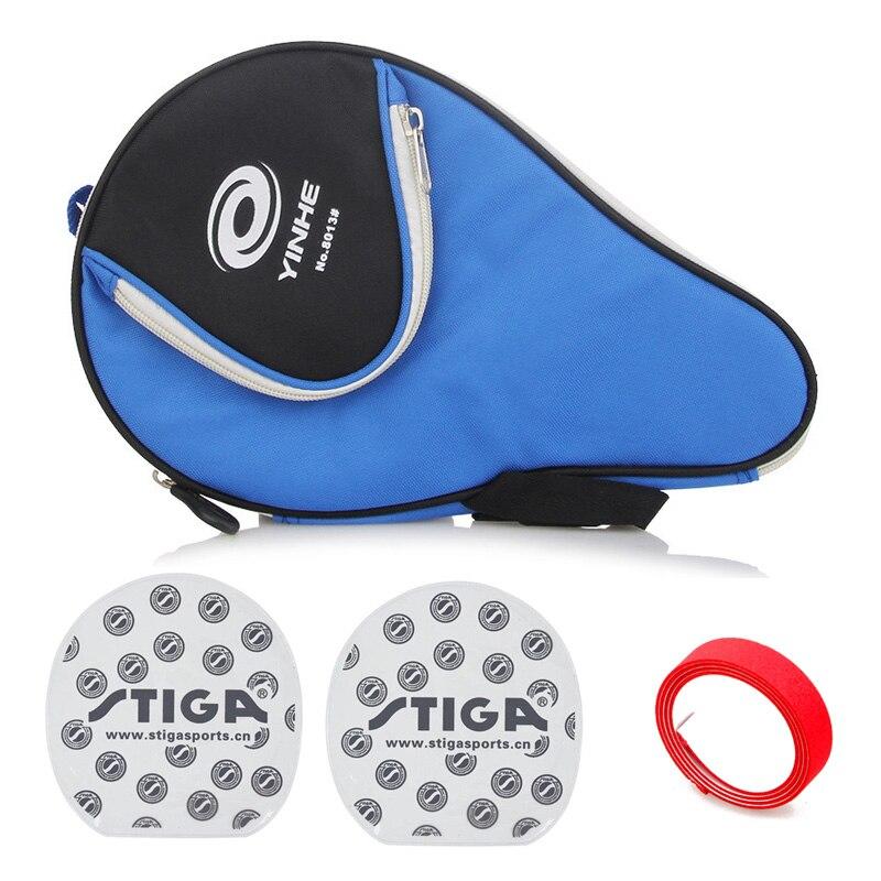 YINHE Galaxy Table Tennis Bag + Free Protective Films Ping Pong Case Tenis De Mesa