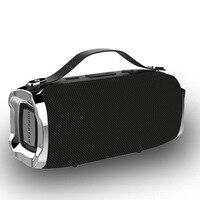 Portable Intelligent Bluetooth Speaker Multifunctional Outdoor Stereo Bass Bluetooth Speaker Waterproof Portable Speaker Radio