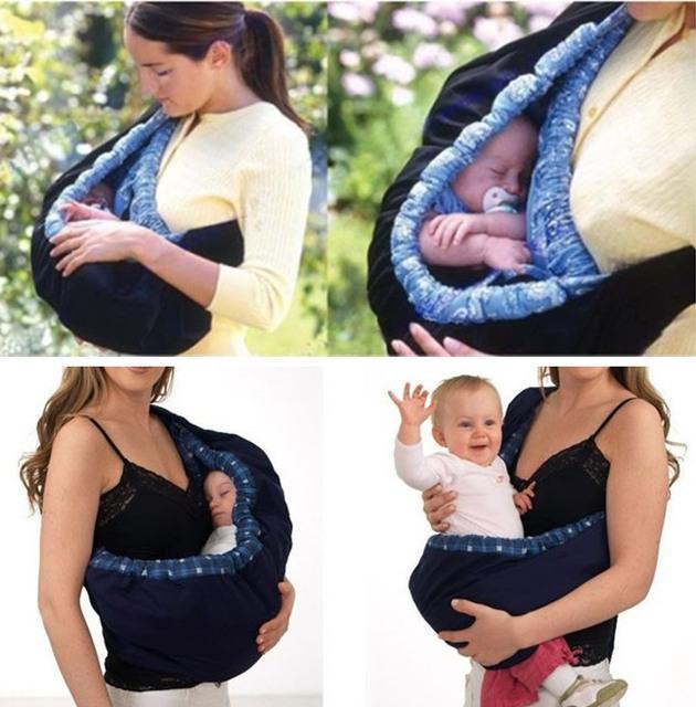 0-6 Meses Respirável Multifuncional Portadores de Bebê Recém-nascidos Bebe Infantil Confortável Sling Criança Envoltório Dormir Novos Produtos