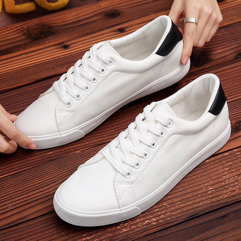 Men Casual Shoes Fashion New White Sneakers Men Shoes Comfort Chunky Sneakers Male Shoes Adult Footwear Youth Platform Trainers