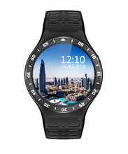 New S99A Smart Watch MTK6580 Android 5.1 OS Resolution 360*360 Support Nano Sim Card Wifi GPS Heart Rate Monitor pk kw88 x5 d5