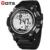 OTS Refrescan Digital-reloj Digital Hombres Deportes 50 M de Natación 55 MM Grandes Horas de Marcación Luminosa Al Aire Libre Militar Relojes de Pulsera 2016 de La Moda
