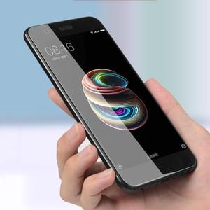 Image 5 - 20D закаленное стекло для Xiaomi Mi 5X 5C 5S Защита экрана для Redmi Note 5 Pro 5A 5 Plus Mi5 X C S Mi5x Mi5s 9H защитная пленка