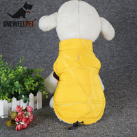 Thicken Pet Dog Clothes for Small Dogs Warm Spring Coat Down Jacket Chihuahua Clothes Puppy Outfit for Dog Winter Clothing 31W