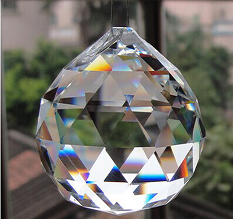 cristal para lustre peças para peças de decoração de cristal