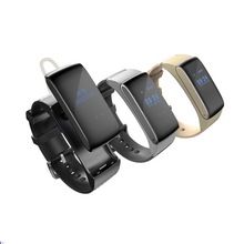 Bluetooth SmartBand Смарт часы-браслет DF22 HiFi Звук гарнитуры цифровые наручные калорий, шагомер Track фитнес-Sleep Monitor
