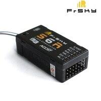 Receptor frsky s6r 6ch com estabilização de 3 eixos + telemetria de porta inteligente