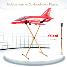 FMS RC Airplane Model Holder Carrier X Display Stand Support