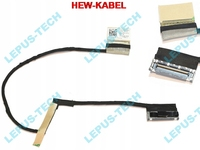 NEW 5 PCS LCD CABLE FOR LENOVO Y700 TOUCH 15ISK Y700 15ISK LED DC02001X510 LVDS FLEX VIDEO CABLE