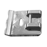 2 pcs/set 3/16-inch Universal Piping Presser Foot for Brother /Singer /Toyota /Babylock /Janome – Silver Sewing Tools & Accessory