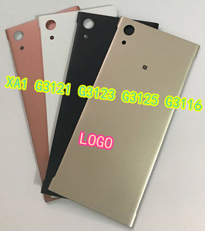Case Sony Xperia Battery-Cover Housing-Door-Panel-Parts Replacemen for XA1 G3125/G3121/G2123/G3116