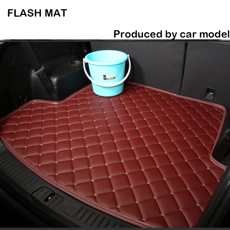 Car trunk mat for HUMMER all models HUMMER H2 HUMMER H3 Car accessories rastar 1 27 hummer h2 черный 28500