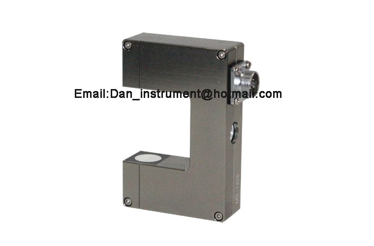 Web guide control ultrasonic sensor ,ultrasonic Transducer hc sr04 ultrasonic module distance measuring transducer sensor with mount bracket
