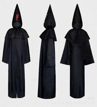 Stocking! Grupo Equipo FFF Mihnah cosplay Uniforme Con Capucha Capa Outfit + Hat conjunto Completo de disfraces de halloween para las mujeres hombres 2016