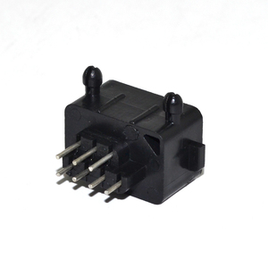 Image 1 - 50PCS a lot 180/90 Degree 72 Pin Female Connector Socket Slot for Nintendo for SNES Game Console Controller