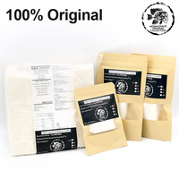 180pcs Pack Muji Cotton Japanese Organic Cotton For RDA RTA Atomizer Coil Wick No Bleach Healthy