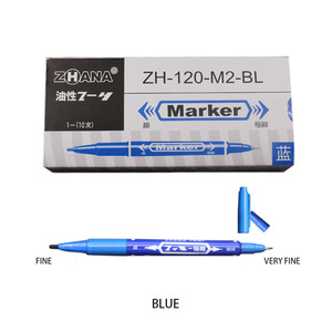 Image 4 - 3/5PCS Tattoo Marker Pens Skin Markers Fine Point Large Capacity Ink 0.5mm & 1mm Scribe Tool Good Waterproof Ink Tattoo Supplies