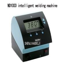 WD1000 محطة لحام ذكي المضيف 80 واط درجة حرارة ثابتة لحام محطة المضيف الرصاص خالية ماكينة سبائك اللحام 220 فولت 1 قطعة