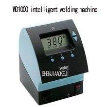 WD1000 intelligent soldering station host 80W constant temperature soldering station host lead free solder machine 220V 1pc
