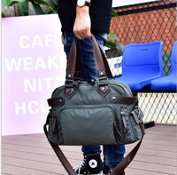 Fashion Men 's Bag Oxford Tote New Men' s Business Bag Shoulder Messenger Bag Briefcase