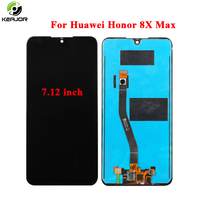 For Huawei Honor 8X Max LCD Display+Touch Screen 2244x1080 Glass Panel Digitizer Accessory Replacement For Huawei Honor 8X Max