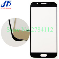 10pcs touch panel Replacement for Samsung Galaxy S6 G9200 G920F LCD Front Touch Screen Outer Glass Lens white black blue gold