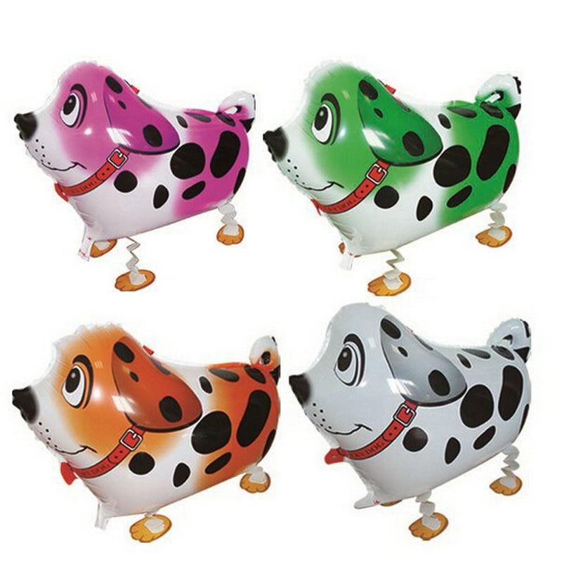 1 ШТ. Оптовая Прогулки Собак Pet Воздушные Шары Фольгированные Шары-Участник Отделка Детей Toys