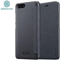 For Xiaomi Mi6 Case Classical PU Leather Flip Cover Pc Hard Fundas For Xiaomi Mi 6