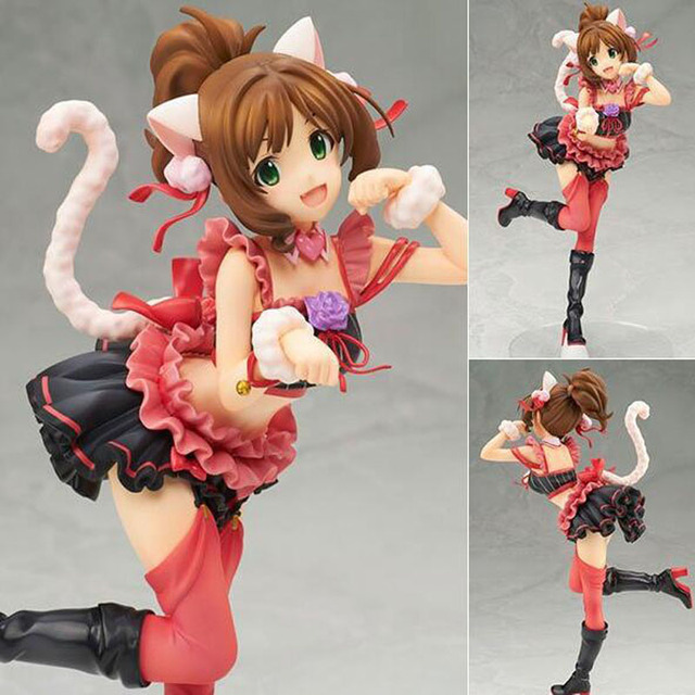 Miku Anime Action Figures Model Toys with box gifts toys  T5004