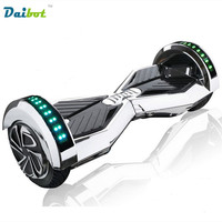 France Stock 8 Inch Bluetooth Hoverboard Two Wheels Electric Skateboard Self Balancing Scooter Hover Board Remote