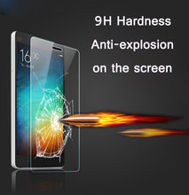 GULYNN NEW ! 2.5D 0.2mm Screen Protector glass film For Xiaomi redmi note 2 3 4 4X 5A redmi 3 4 pro 4A 4X MI6 MI5 Tempered Glass(China)