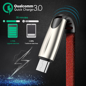 Image 2 - Olaf Micro Usb Kabel 3.0A Snelle Opladen Micro Usb Charger Cable Voor Samsung S7 S6 J7 Xiaomi Redmi Note 5 4 Android Telefoon Kabels