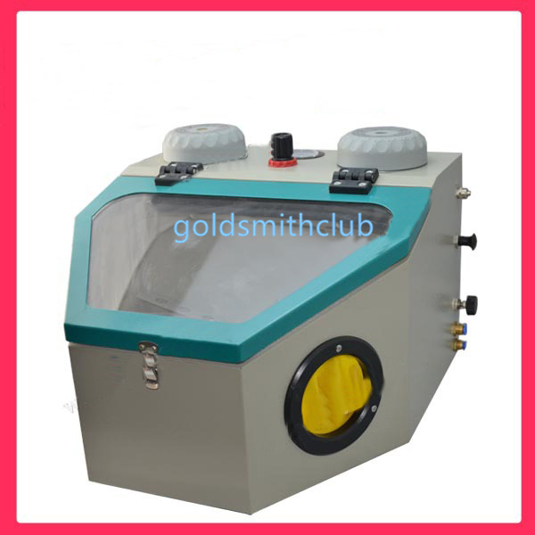 Hot Sale Sandblaster Jewelry Sandblasting Machine Dental
