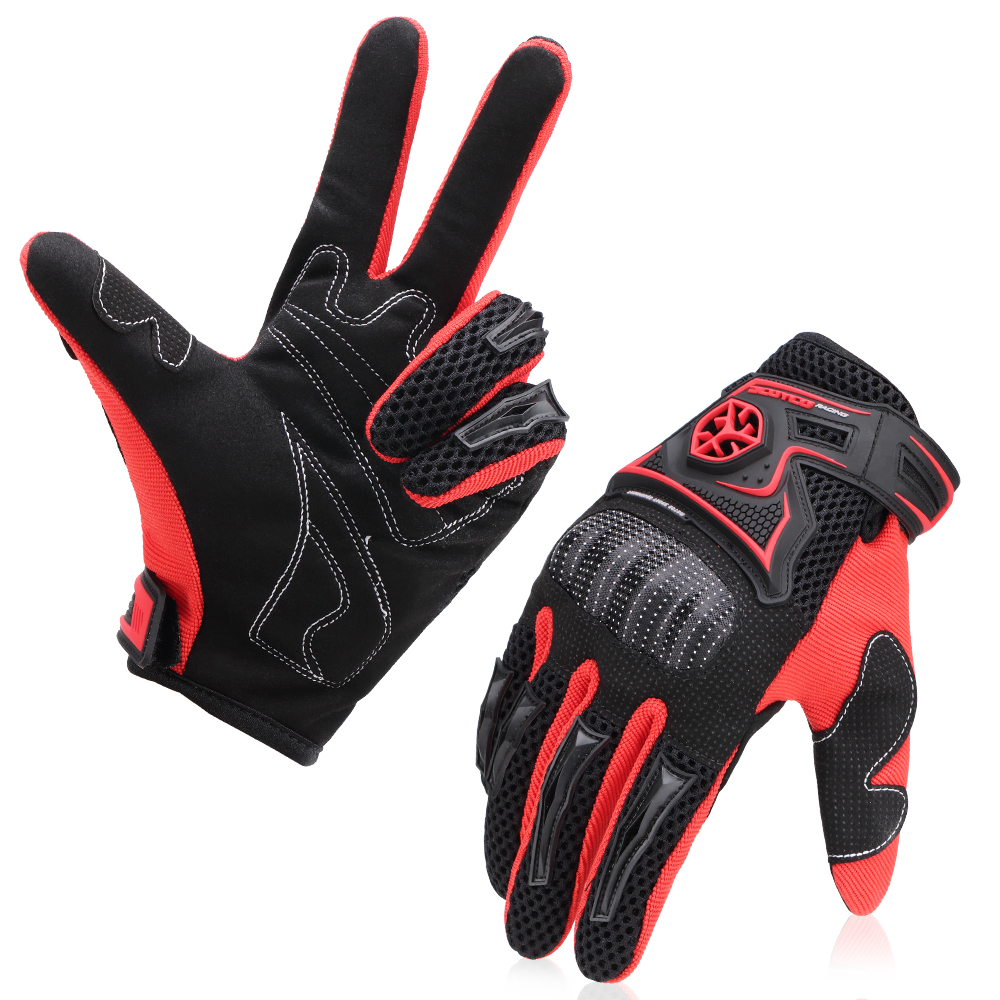 Motocross Gloves Guantes Women Full-Finger Summer Windproof Invierno Wholesale Man