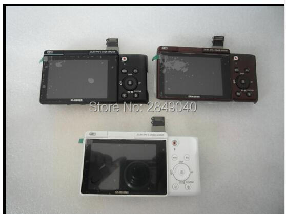NEW LCD Display Screen For SAMSUNG NX3000 Digital Camera Repair Part White
