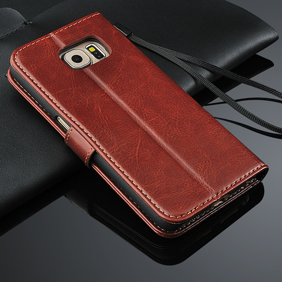 Wallet Leather Case for Samsung Galaxy S3 S4 S5 S6 S7 edge S8 A3 A5 A6 A8 J8 J1 J2 J3 J4 J5 J6 J7 Neo Core 2017 2018 Grand Prime