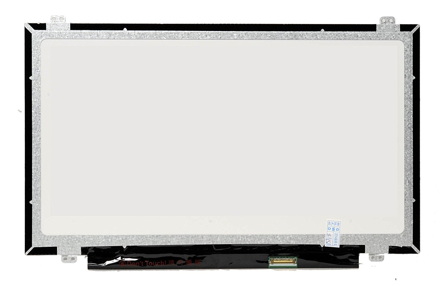QuYing Laptop LCD Screen For HP-Compaq HP Envy 4 4-1000 Series (14.0 inch 1366x768 40Pin)
