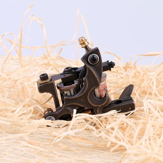 Hot Sale Handmade  Tattoo  Machine Gun  Professional Stable Tattoos Machine for Liner