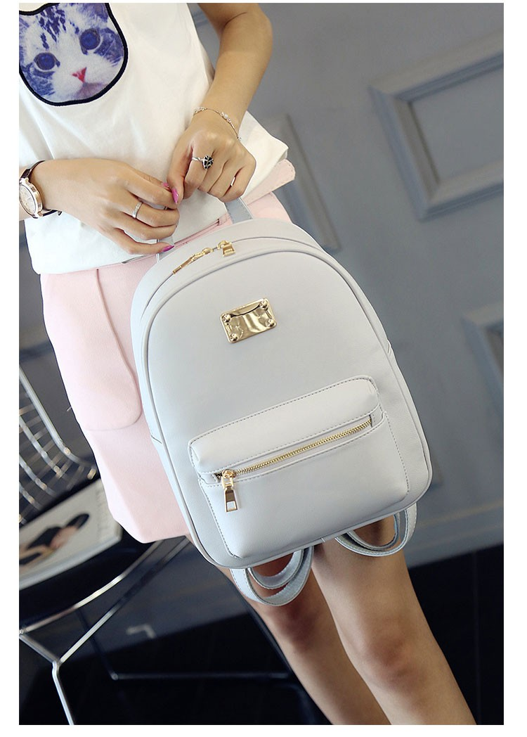 backpacks fashion school girls bags backpacks PU leather  backpacks fashion school girls bags ae60b48d8bd85