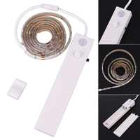 Battery Operated Motion Sensor Night Light For Kids Motion Activated LED Closet Light For Drawer Car