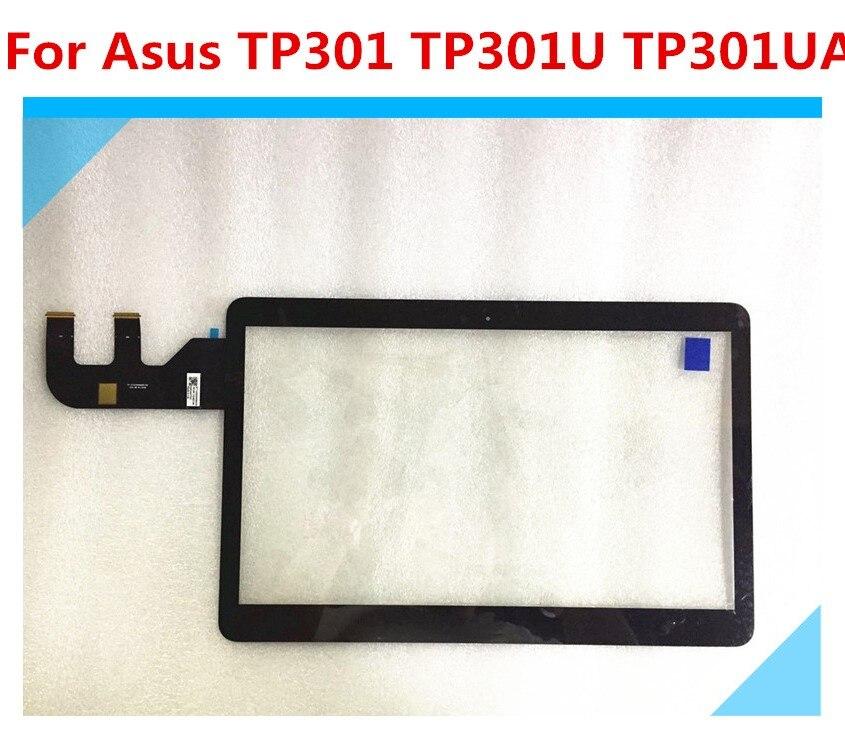 "13.3"" Touch Screen Digitizer Glass Sensor Panel Laptop Housings Touchpads Replacement Parts for Asus Q303 Q303UA TP301U TP301UA Pakistan"