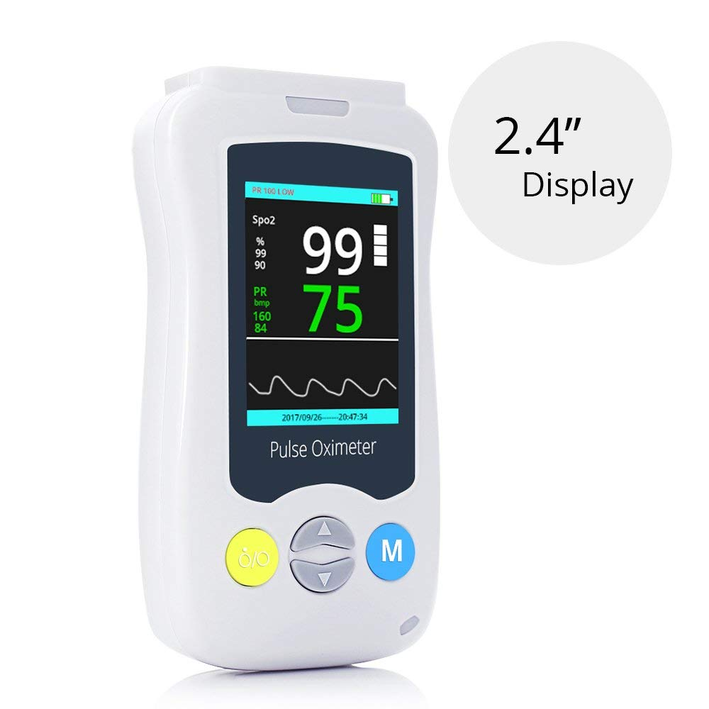Image 5 - Yonker Medical Fingertip Handheld Pulse Oximeter blood oxygen Heart Rate Monitor Adult Infant Newborn Neonatal Child Baby Kids-in Blood Pressure from Beauty & Health
