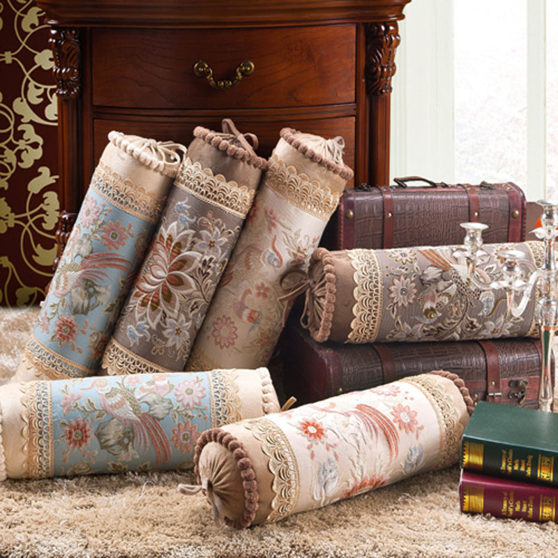 bolster pillow covers