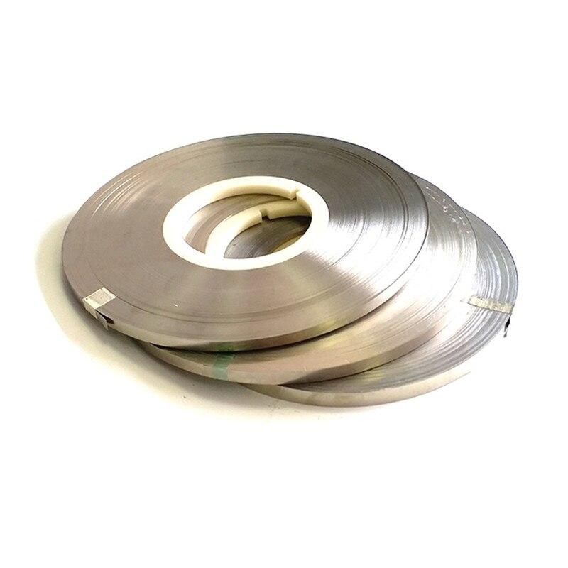 Feuilles de bande de courroie en acier nickelé de 2 kg pour la Machine de soudage par points de batterie 18650